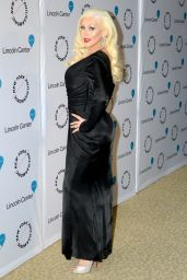 Christina Aguilera - Sinatra Voice for a Century Event in New York, 12/3/2015