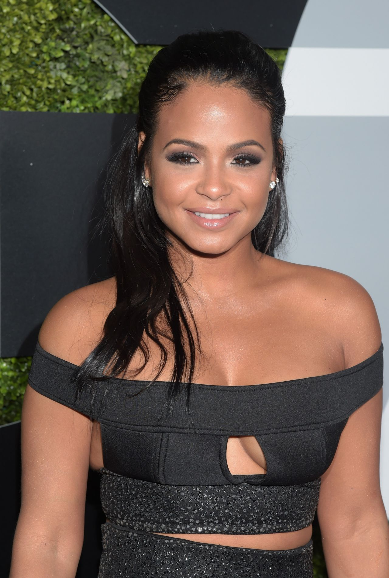 Christina Milian – 2015 GQ Men Of The Year Party in Los ...