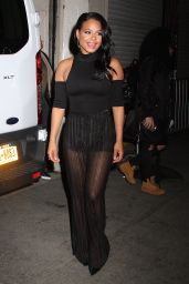 Christina Milian at AOL BUILD Series: Christina Milian,