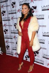 Christina Milian - Roadstarr Motorsports Holiday Event in Beverly Hills, December 2015