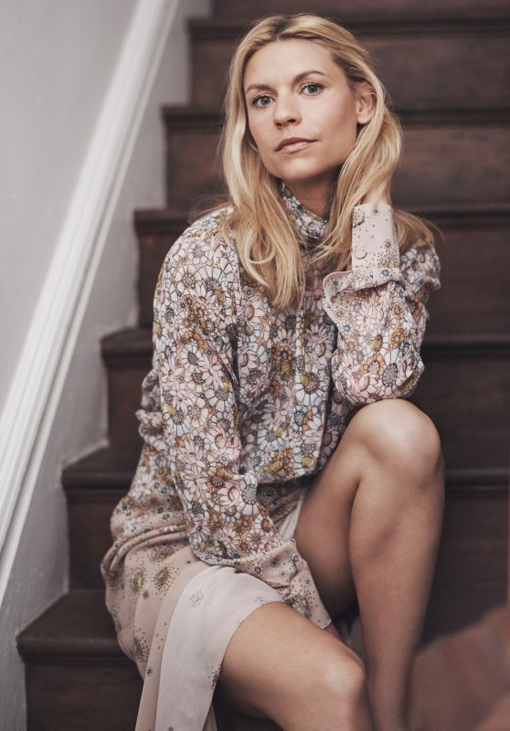 Claire Danes - Photoshoot for The Edit Magazine December 2015