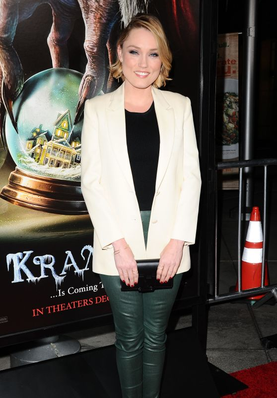 Clare Grant – Universal Pictures' 'Krampus' Screening in Hollywood