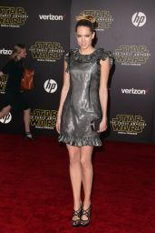 Cody Horn – Star Wars: The Force Awakens Premiere in Hollywood