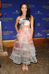 Corinne Foxx – 2015 Golden Globe Nominations in Los Angeles