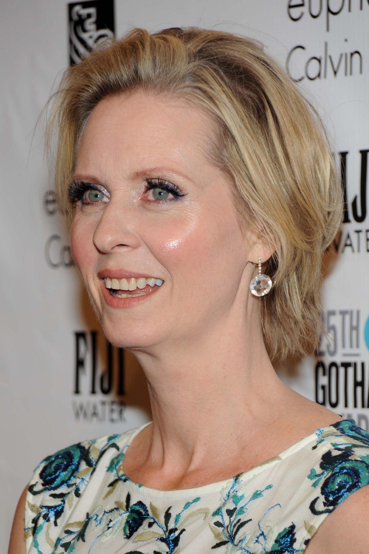 Cynthia Nixon 2015 Ifp Gotham Independent Film Awards In