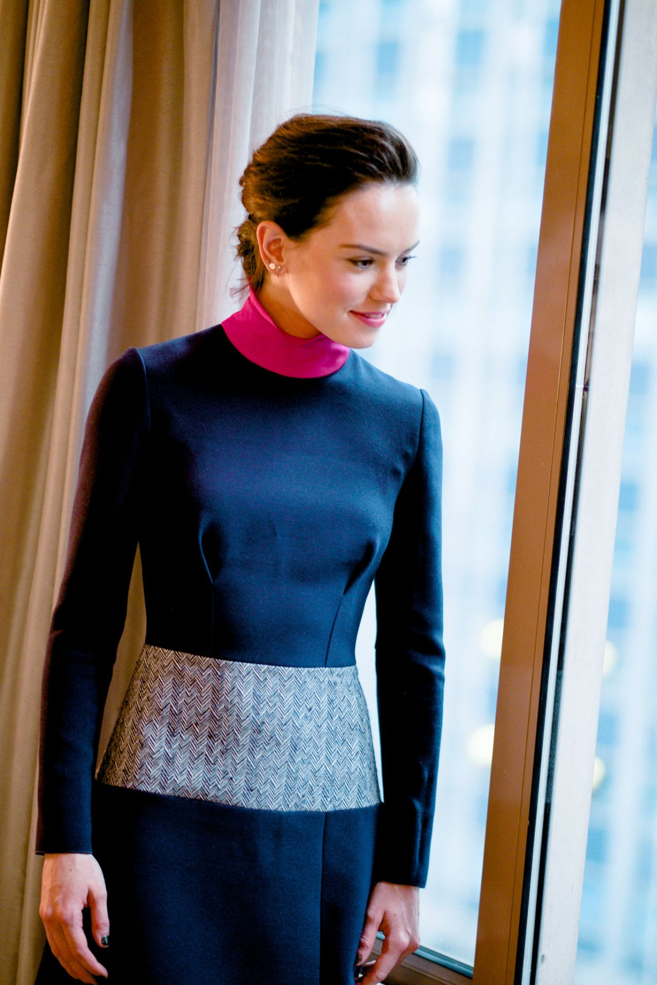 Daisy Ridley - Photoshoot for The New York Times December 2015