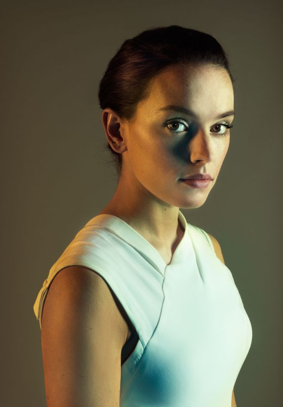Daisy Ridley - Photoshoot for Time Magazine October 2015