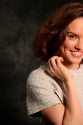 Daisy Ridley - Photoshoot for USA Today December 2015