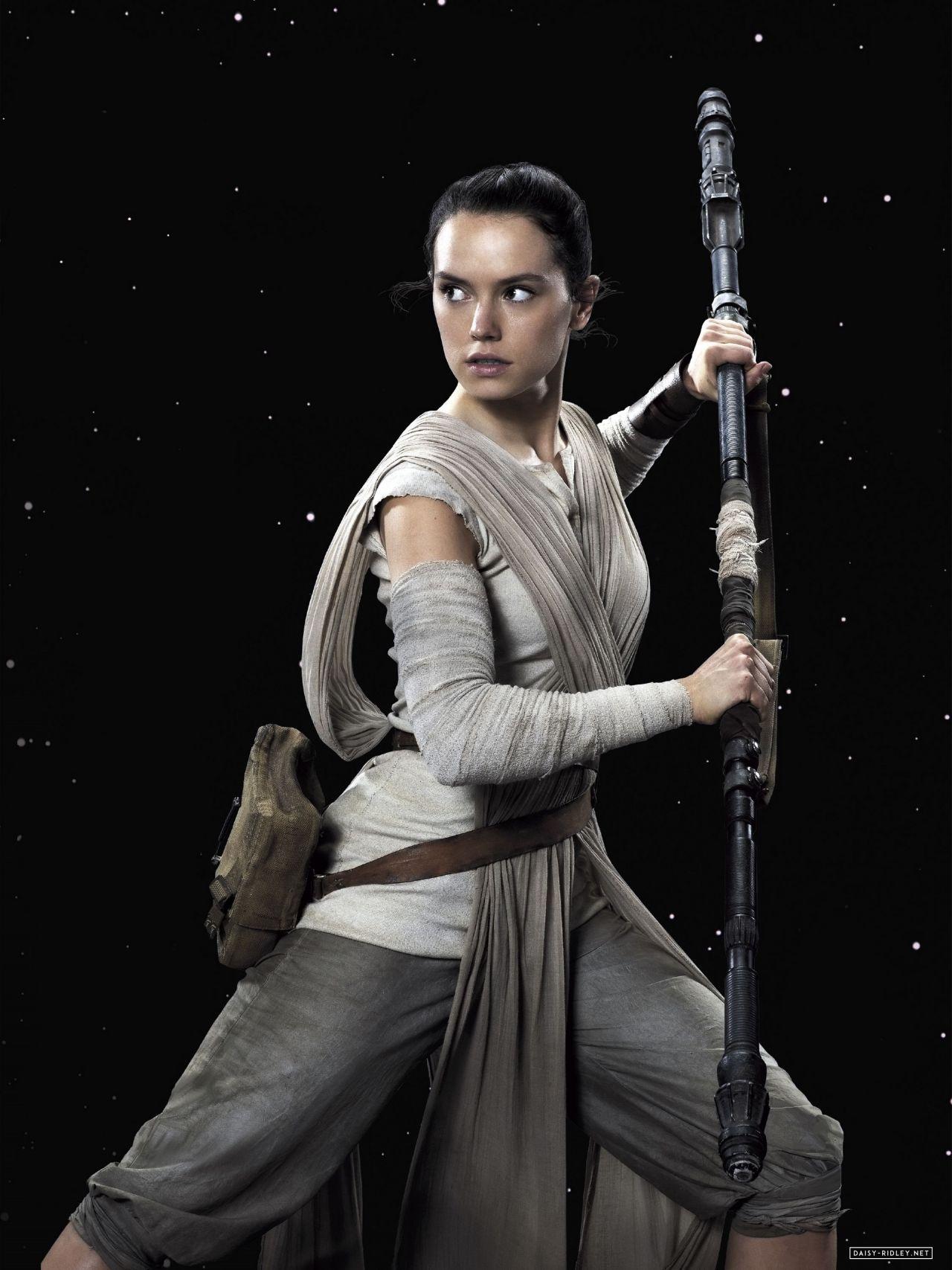 Photo de Daisy Ridley - Star Wars - Le Réveil de la Force