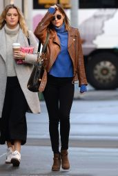 Dakota Johnson - Out in New York City, December 2015