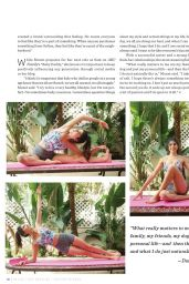 Daniella Monet - Malibu Times Magazine Winter 2015 Issue