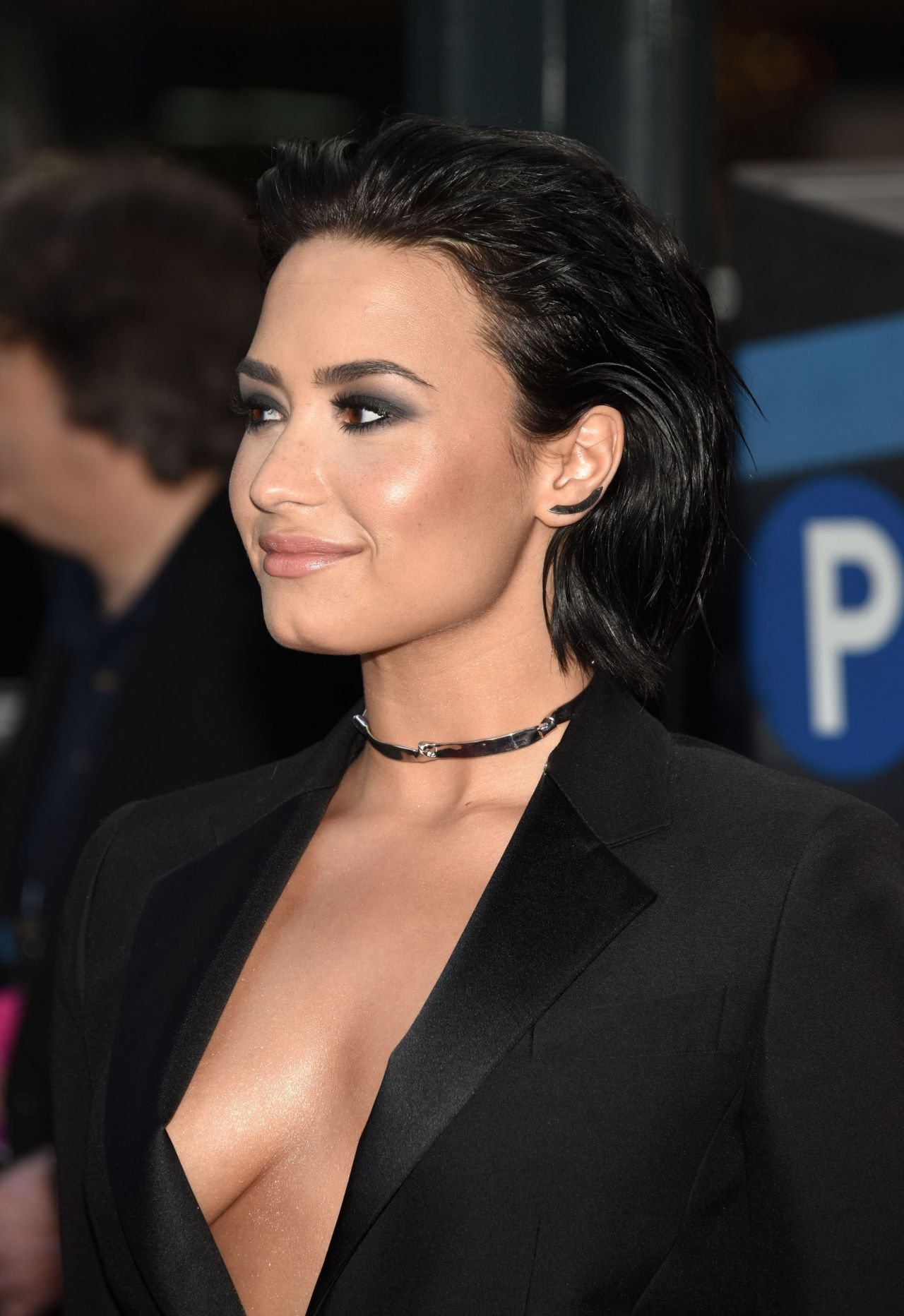 Demi Lovato - 2015 Billboard Women in Music Event in New ...