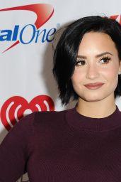 Demi Lovato - 2015 iHeart Radio Jingle Ball at American Airlines Center in Dallas