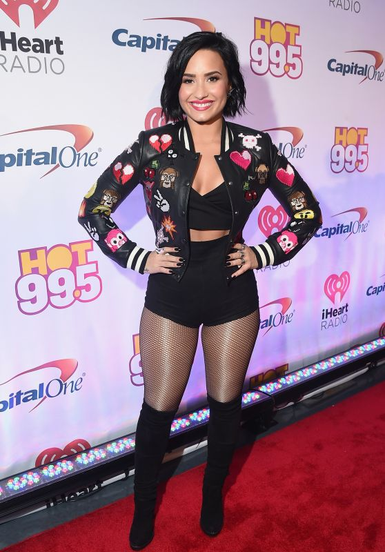 Demi Lovato - Hot 99.5