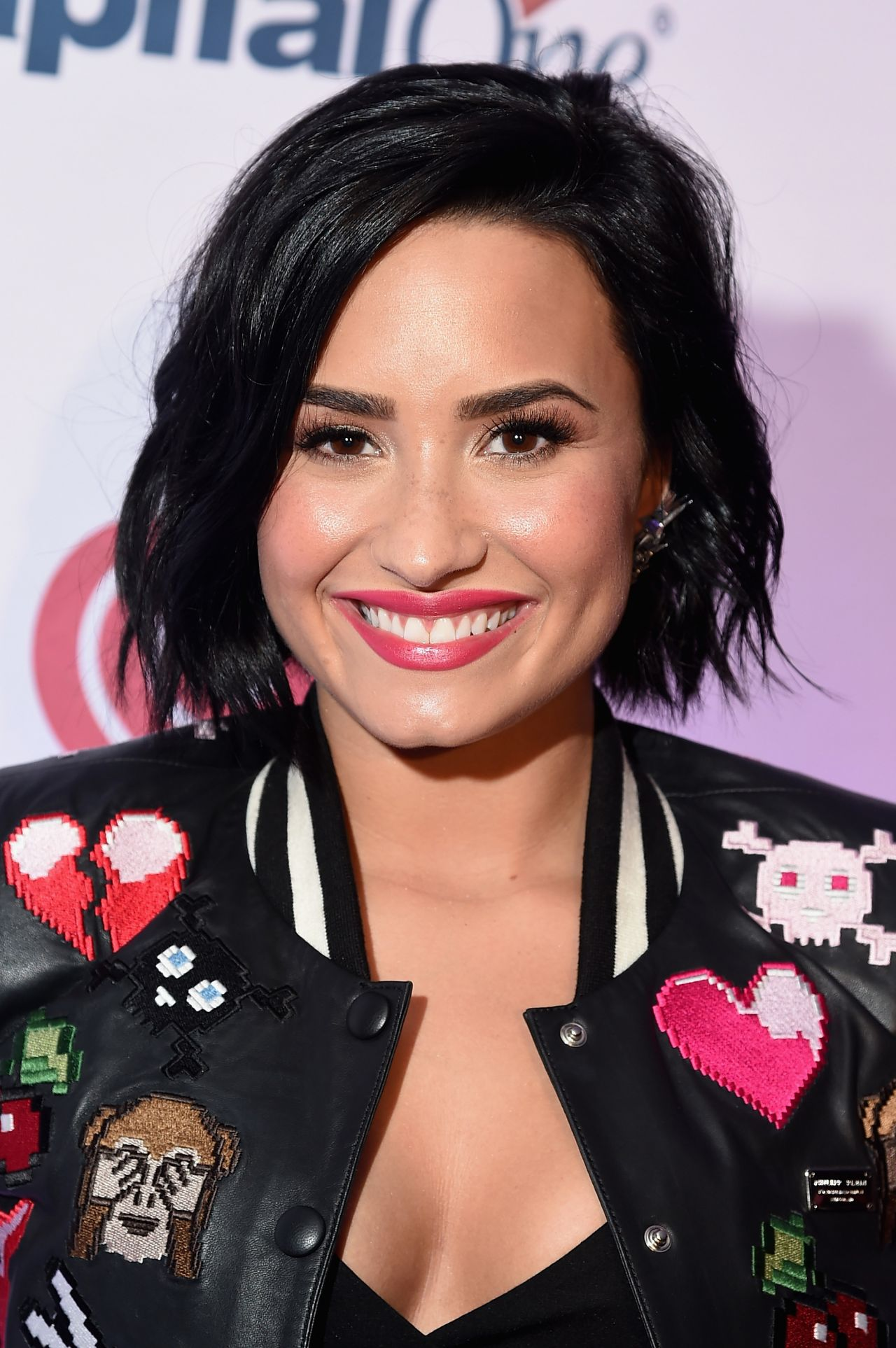 Demi Lovato Sexiest Instagram Pictures: Hot 99.5's Jingle Ball 2015 In Washington, DC