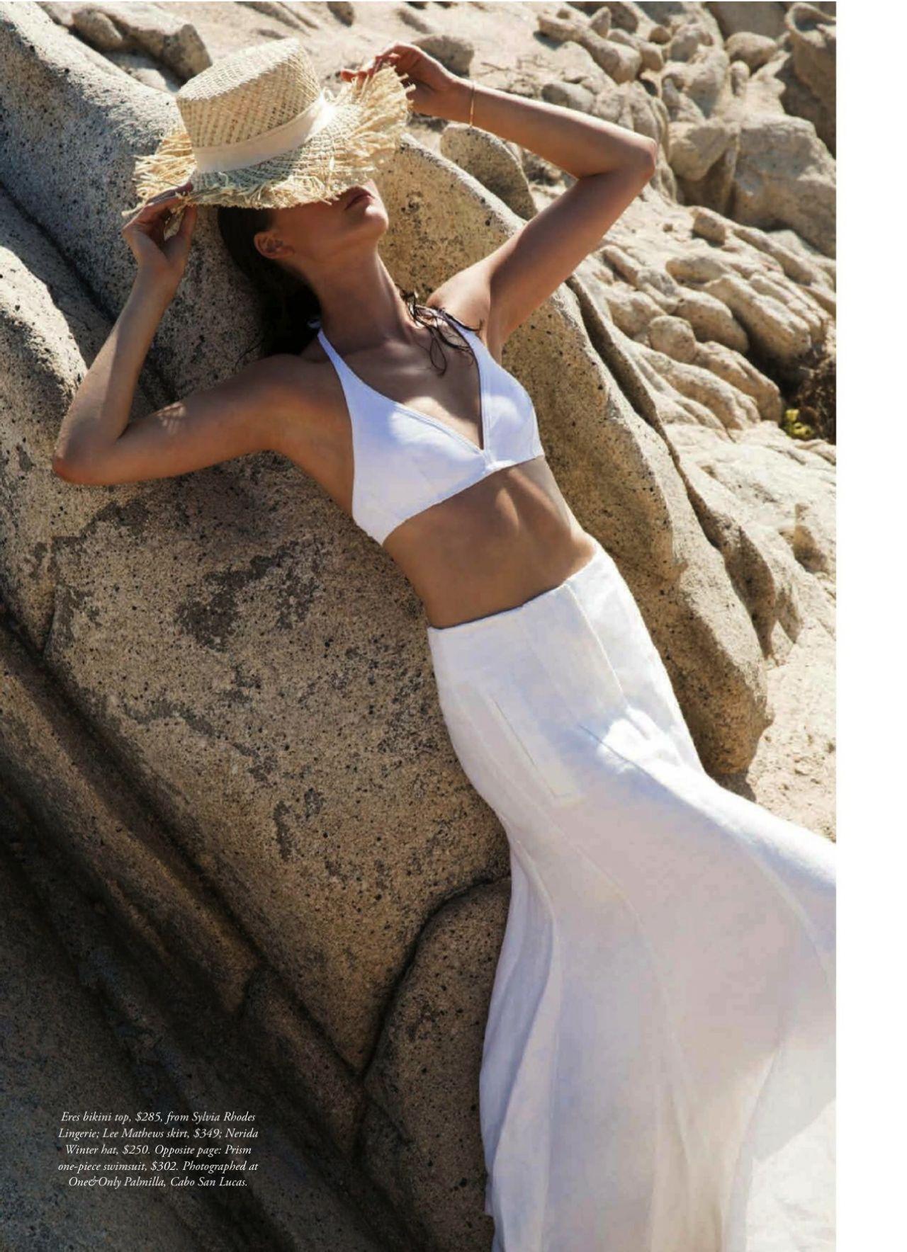 Diana Moldovan Harper S Bazaar Magazine Australia