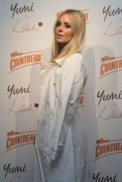 Diana Vicker – Cointreau Launch Party for Yumi By Lilah Spring/Summer 2016 Collection in London