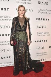 Diane Kruger – Lincoln Center Corporate Fund Black Tie Gala Honoring Valentino, 12-9-2015