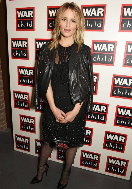 Dianna Agron - The War Child Winter Wassail in London, December 2015