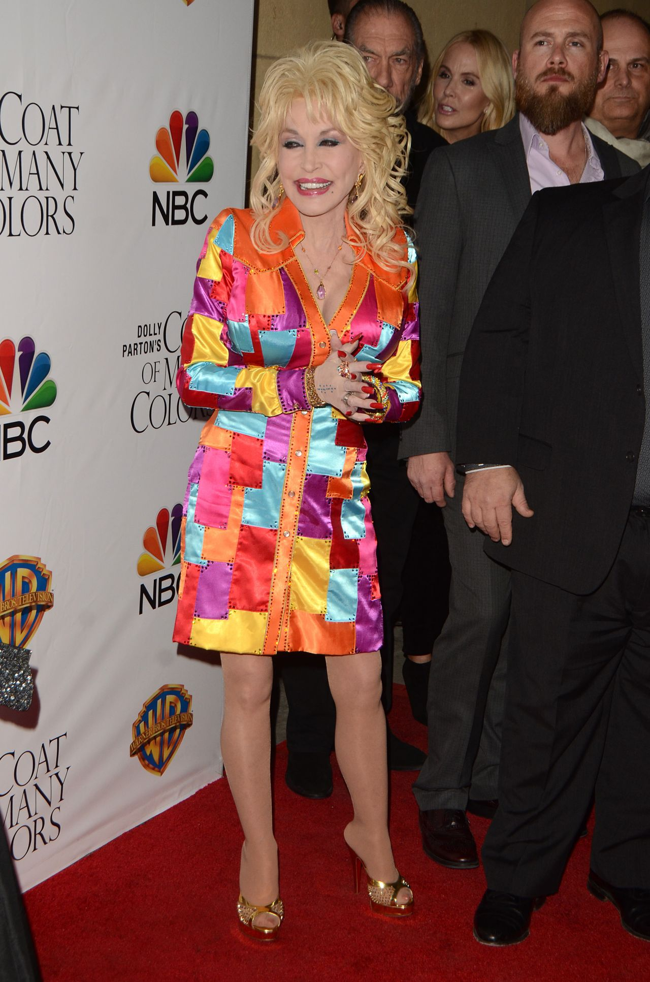 dolly parton coat of many colors screening in los angeles - Dolly Parton Coat Of Many Colors Book