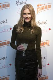 Donna Air – Cointreau Launch Party for Yumi By Lilah Spring/Summer 2016 Collection in London