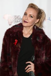 Eden xo – Inaugural World AIDS Day Benefit – USA and Africa Rising in Beverly Hills, 12/2/2015