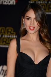 Eiza Gonzalez – Star Wars: The Force Awakens Premiere in Hollywood