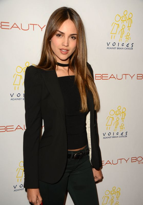Eiza Gonzalez – The Beauty Book For Brain Cancer Edition Two Launch Party in Los Angeles, 12/3/2015
