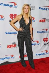 Ellie Goulding - 2015 iHeart Radio Jingle Ball at American Airlines Center in Dallas