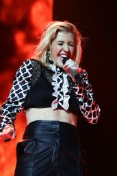 Ellie Goulding - Jingle Bell Ball 2015 Day Two in London
