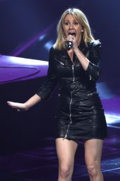 Ellie Goulding - Performes During the Live Show of The Voice of Holland in Netherlands 12/20/2015