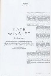 Ellie Goulding ,Sienna Miller & Kate Winslet - Harper