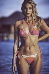 Elsa Hosk Bikini Pics – Victoria's Secret -  Part II, December 2015