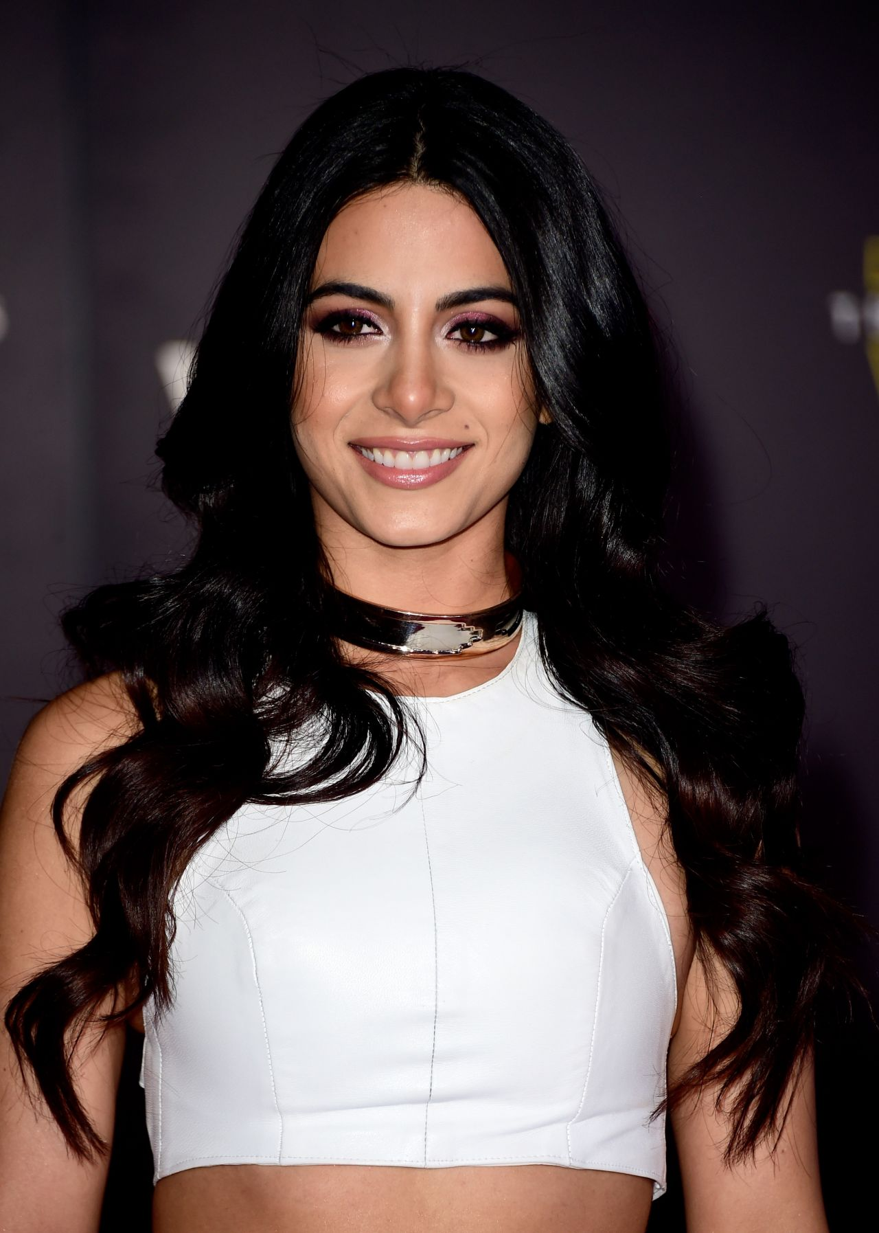 Emeraude Toubia Star Wars The Force Awakens Premiere In