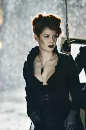 Emily Beecham - Into The Badlands Season 1 Prom and Stills