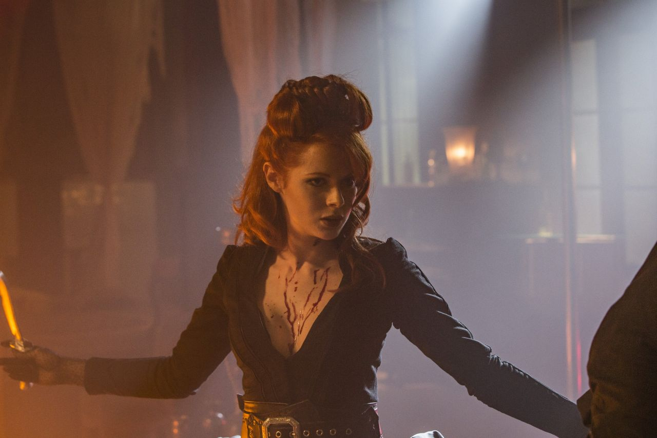 Emily Beecham - Into The Badlands Season 1 Prom And Stills-6754