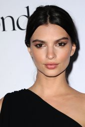 Emily Ratajkowski – 2015 Diamond Ball in Santa Monica, 12/10/2015