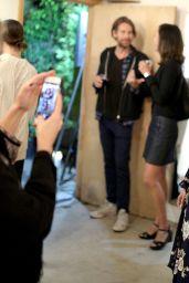 Emily Ratajkowski - Christy Dawn x Emily Ratajakowski Dress Launch Party in Los Angeles