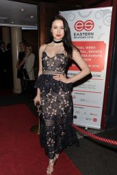 Emma Miller - Gala Dinner Held at Madame Tussauds in London, November 2015
