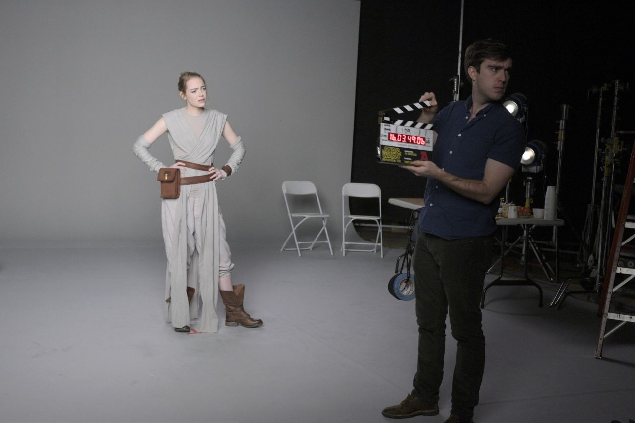[WATCH] 'Star Wars' Auditions SNL Parody Was HILARIOUS