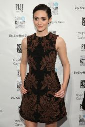Emmy Rossum – 2015 IFP Gotham Independent Film Awards in New York