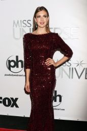 Erin Brady – 2015 Miss Universe Pageant in Las Vegas