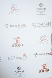Eva Longoria - Global Gift Foundation Dinner in Miami, 12/3/2015