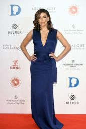 Eva Longoria – The Global Gift Gala at Four Seasons Hotel in London, 11/30/2015
