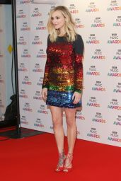 Fearne Cotton – BBC Music Awards 2015 at the Genting Arena in Birmingham