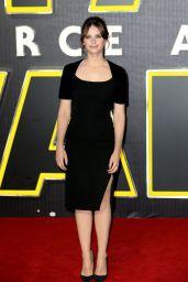 Felicity Jones - Star Wars: The Force Awakens Premiere in London
