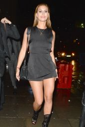 Ferne McCann – Attending Billie Faiers' In The Style Launch Party in London, December 2015
