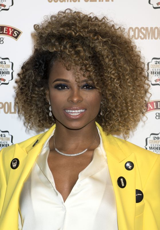 Fleur East – 2015 Cosmopolitan Ultimate Women of the Year Awards in London