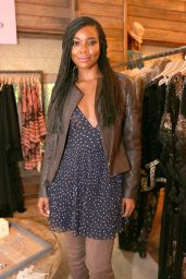 Gabrielle Union - Shopping at the Calypso St. Barth