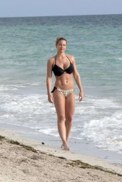 Gemma Atkinson Bikini Pics - Beach in Cuba, December 2015